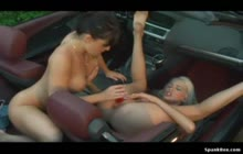 Hot Lesbian Attraction 1 s1 with Cute Angie, Jamie James and Kelly Summers