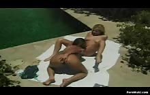 Dirty Dykes 7 scene 03 with Mary Carey and Teanna Lynn
