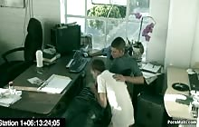 Office Sex Caught On Tape s4