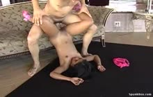 Meat Pushin In The Seat Cushion 3 s4 with Lyla Lei and Sascha