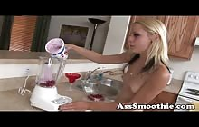 Faye Runaway for Ass Smoothie