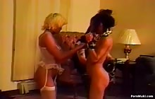 Hot Crimson Buns s1 with Nancy Vee and Dru Berrymore