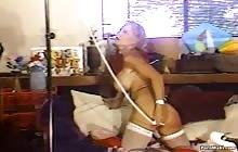 Blonde Waterpower s10 with Lee Carol