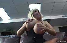 Really Big Giant Tits s3 with Kandi Cox and Blake Palmer