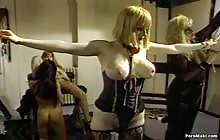 Den Of Punishment s1 with Nancy Vee, Sasha Sweet, Master Markus, Mistress Francesca and Vixen Vaughn