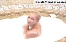 Paris Hilton Naked In The Tub 1