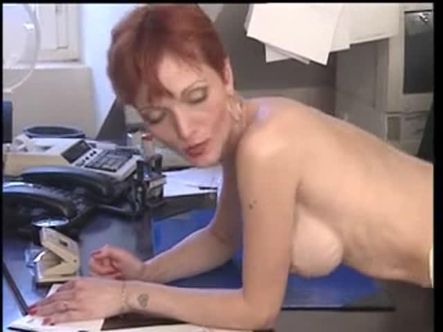 Secretary Ass Fuck Mature