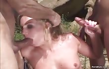 Fuck Doll Sandwich 3 s2 with Flower Tucci