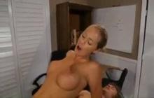 Nicole Aniston is horny and naughty teacher