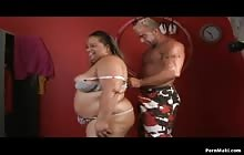 Chubby Cock Chuggers s5 with Rebeca Linares and Kendra Allen