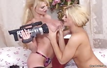 Teenie Edition s2 with Eve Lawrence and Taylor Wane