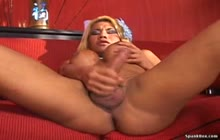 Tranny Bomb 1 s1 with Andre Santos and Lorena Smith