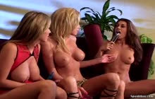 Decadent Divas 15 s3 with Isabella Camille, Kianna Dior and Nicole Sheridan