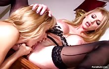 Pizza Girls s3 with Tanya Danielle and Taylor Wane