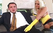 Latex house wives S3 with Alec Knight and Trina Michaels