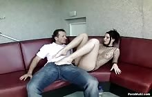 These feet are made for fucking S 1 with George Uhl, Stacy Silver and Belicia Avalos