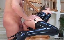 Latex house wives S1 with Alec Knight and Daphne Rosen