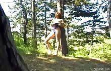Dildospiele im fotzenwald S4