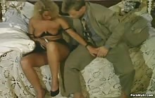 Amazing MILF gets fucked by a horny dude